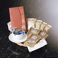 ドトールコーヒー7Pセット