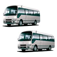 近所送迎バス1台