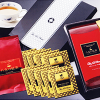 ホテルニューオータニ セレクトギフト 八女の紅茶・珈琲