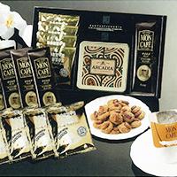 モロゾフクッキー&コーヒーセット