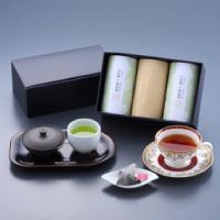 八女茶・紅茶セット