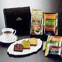 ADELAID カットケーキセット