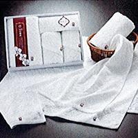 今治 白の贅沢 タオルセット