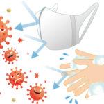 新型コロナウイルス感染防止について